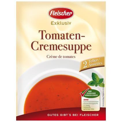 Tomatensuppe Fix