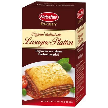 Lasagne-Platten 500g
