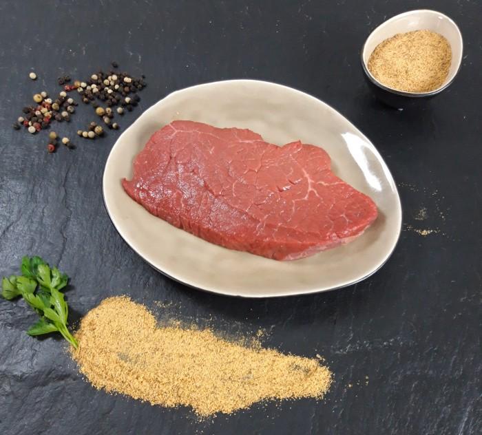 Your Steak - Rinderhüftsteak Knusper-Rub