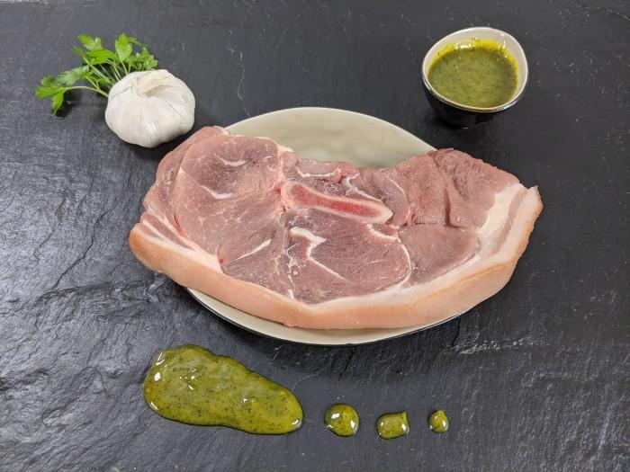Your Steak - Holzfällersteak Kräuter-Knoblauch