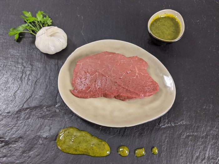 Your Steak - Rinderhüftsteak Kräuter-Knoblauch