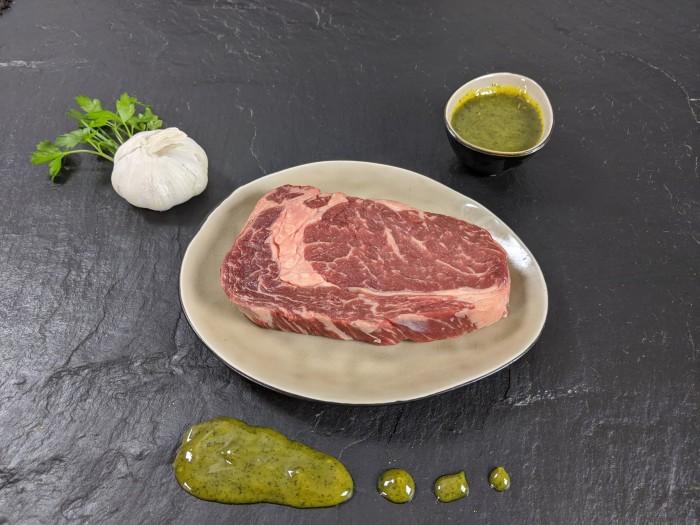 Your Steak - Entrecôte Kräuter-Knoblauch