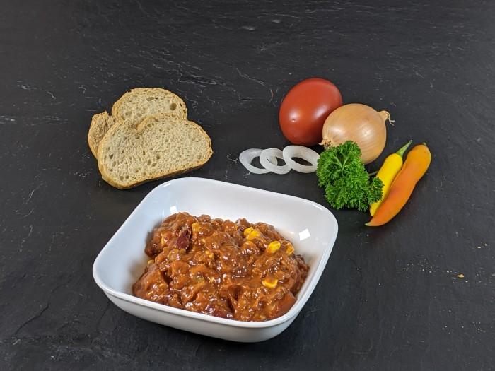 Chili Con Carne gegart