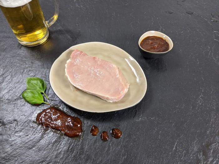 Your Steak - Schweinerückensteak Braumeister