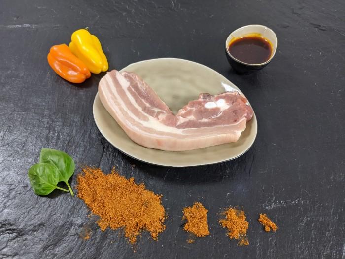 Your Steak - Schweinebauchscheibe Paprika
