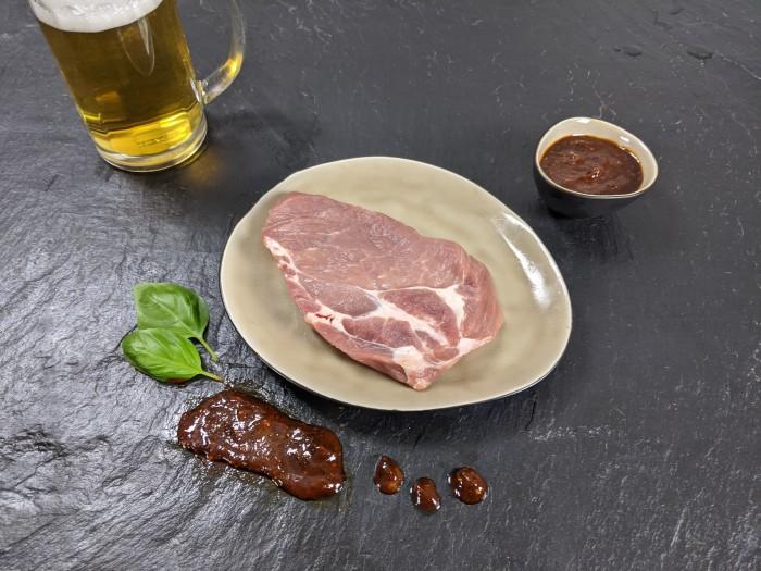 Your Steak - Schweinenackensteak Braumeister