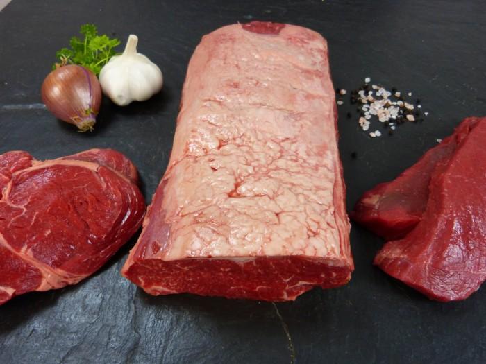 Alles vom argentinischen Rind: Steak-Paket