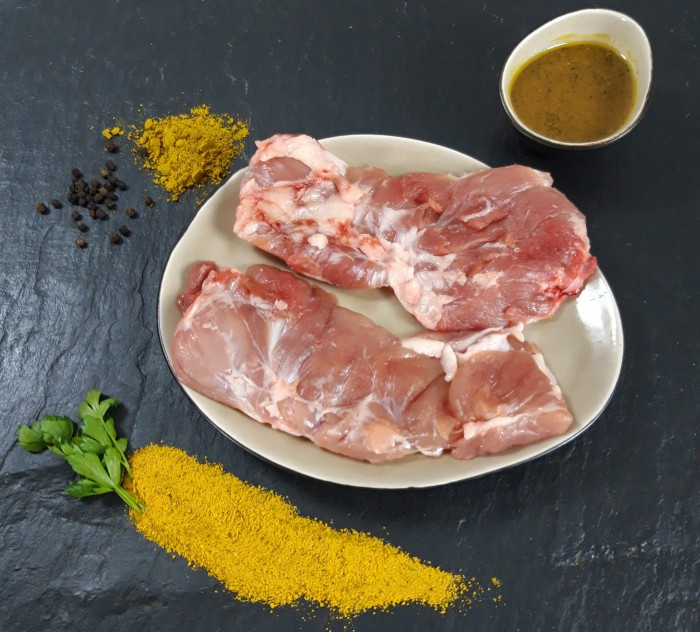Your Steak - Spider-Steak / Kachelfleisch Bombay
