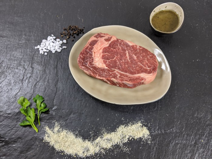 Your Steak - Entrecôte Pfeffer & Salz