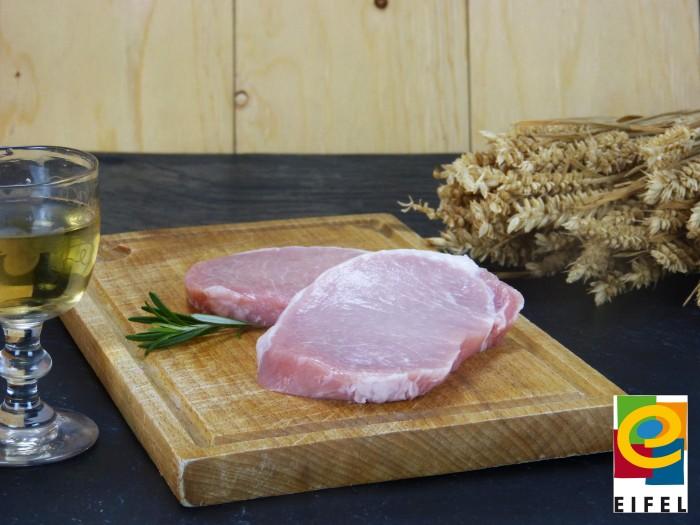 EIFEL Schwein: Schweinerückensteak