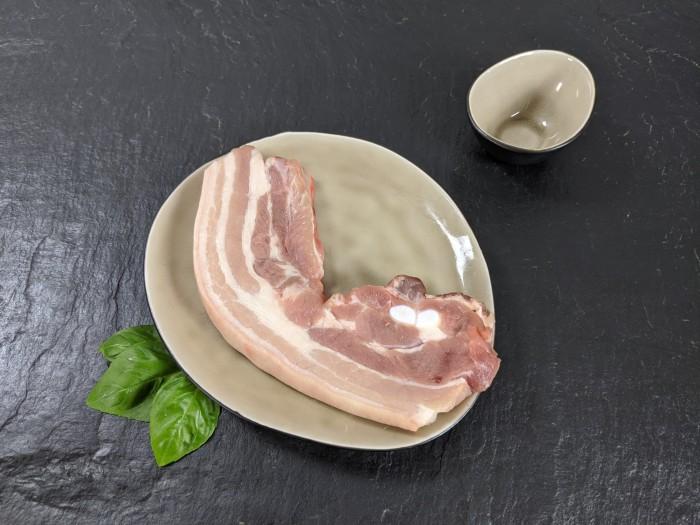 Your Steak - Schweinebauchscheibe natur