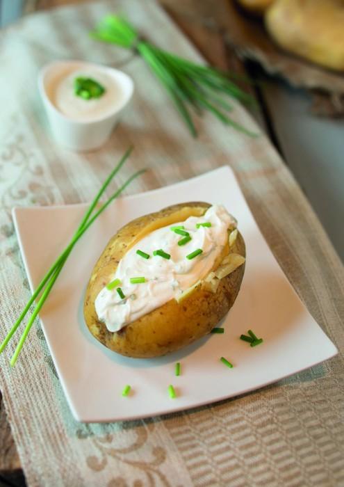 Baked Potatoes - 4 Stück á 250g