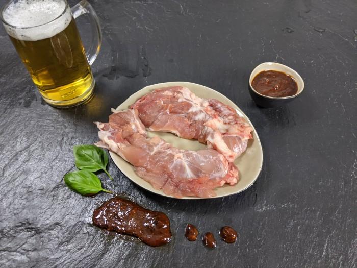 Your Steak - Spider-Steak / Kachelfleisch Braumeister