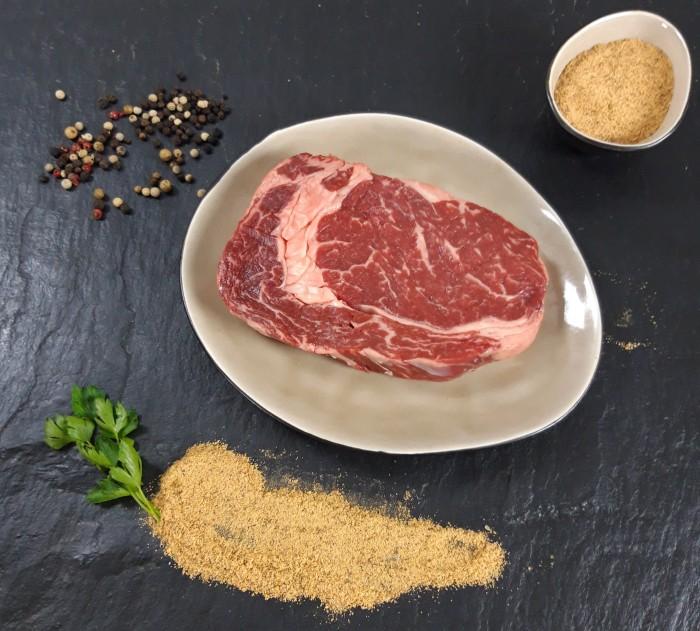 Your Steak - Entrecôte Knusper-Rub