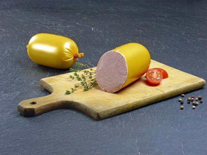 Leberwurst fein mit Kalbfleisch