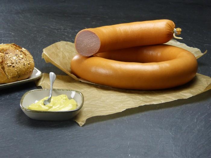 Fleischwurst im Ring